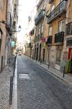 Het Overzicht van Lissabon Stock Foto