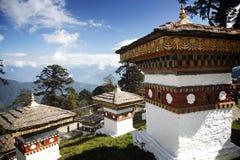 Het overzien van het Himalayagebergte Royalty-vrije Stock Afbeeldingen
