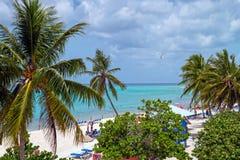 Het overzien van Prinses Cays royalty-vrije stock afbeeldingen