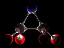 Het oxyde van de ethyleen Stock Afbeelding