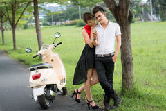 Het paar van Glam Stock Fotografie