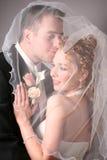 Het paar van het huwelijk Royalty-vrije Stock Foto's
