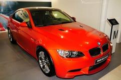 Het paarauto van BMW M3 Stock Fotografie