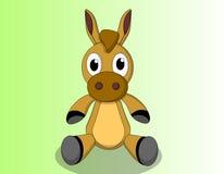 Het paard van de baby Stock Foto's