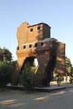 Het Paard van Troia_Trojan Royalty-vrije Stock Foto's