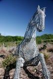 Het paard van Troje stock foto's