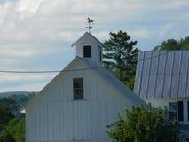 Het paard van Vermont weathervane Royalty-vrije Stock Afbeeldingen