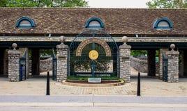 Het Paardpark van Kentucky Royalty-vrije Stock Foto