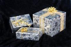 Het pakket van Kerstmis royalty-vrije stock fotografie