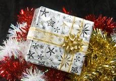 Het pakket van Kerstmis royalty-vrije stock afbeelding