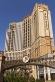 Het Palazzo-Hotel in Las Vegas, NV op 05 Juni, 2013 Stock Afbeeldingen
