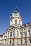 Het Paleis Berlijn, Duitsland van Charlottenburg Royalty-vrije Stock Afbeeldingen