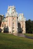 Het paleis in de museum-reserve van Moskou Stock Afbeeldingen