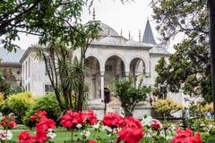 Het Paleis Istanboel van Topkapi Stock Afbeeldingen