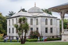 Het Paleis Istanboel van Topkapi Royalty-vrije Stock Afbeelding
