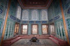 Het Paleis Istanboel van Topkapi Stock Afbeelding