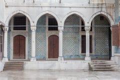 Het Paleis Istanboel van Topkapi Stock Foto's