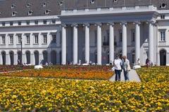 Het Paleis Koblenz van Buga 2011 Royalty-vrije Stock Foto