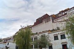 Het paleis Potala Stock Foto