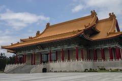 Het paleis in Taipeh Taiwan Royalty-vrije Stock Foto's