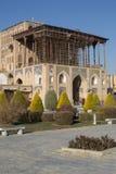 Het paleis van Aaliqapoo Stock Foto