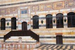 Het paleis van Azem Stock Afbeeldingen