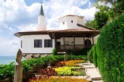 Het Paleis van Balchik Royalty-vrije Stock Afbeelding