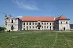 Het paleis van Banffy Royalty-vrije Stock Afbeelding