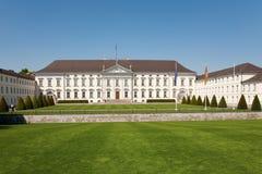 Het paleis van Bellevue in Berlijn Stock Afbeelding