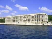 Het paleis van Beylerbeyi, Istambul, Turkije Royalty-vrije Stock Afbeeldingen