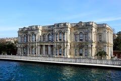 Het Paleis van Beylerbeyi Stock Afbeelding