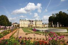 Het paleis van Bialystok Royalty-vrije Stock Afbeelding