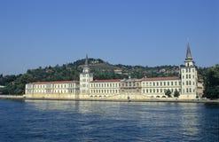 Het paleis van Bosporus stock afbeeldingen