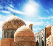 Het paleis van Boukhara Stock Foto
