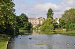 Het paleis van Buckingham Royalty-vrije Stock Afbeelding