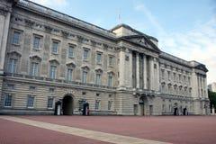 Het paleis van Buckingham, Londen Stock Afbeelding