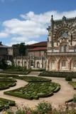 Het Paleis van Bussaco, Portugal Stock Afbeeldingen