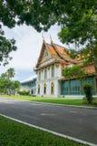 Het Paleis van Chan van Sanam, Nakhon pathom, Thailand stock foto's