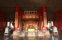 Het Paleis van China stock afbeeldingen