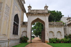 Het Paleis van Chowmahalla in Hyderabad, India Royalty-vrije Stock Fotografie