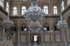 Het Paleis van Chowmahalla in Hyderabad, India Stock Foto's