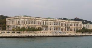 Het Paleis van Ciragan Stock Foto