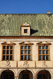 Het Paleis van de bischop `s in Kielce Royalty-vrije Stock Afbeelding