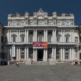Het Paleis van de doge in Genua royalty-vrije stock fotografie