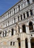 Het Paleis van de Doge van Venetië Royalty-vrije Stock Fotografie
