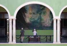 Het Paleis van de gouverneur Royalty-vrije Stock Afbeeldingen