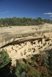 Het Paleis van de klip, Mesa Verde Stock Afbeeldingen