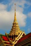Het paleis van de koning, Bangkok Stock Foto's