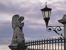 Het paleis van de Pausen in Avignon, Frankrijk Stock Foto's