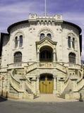 Het paleis van de rechtvaardigheid Stock Foto